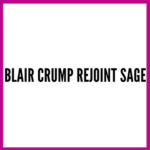 Blair Crump rejoint Sage