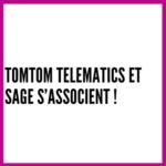 TomTom Telematics et Sage s'associent !