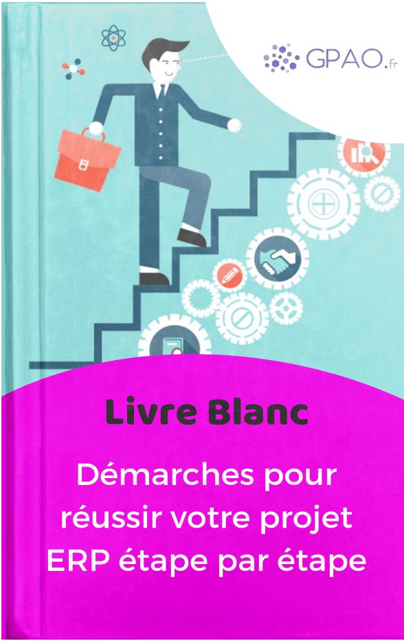 Guide des démarches pour réussir votre projet ERP étape par étape GPAO.fr