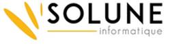 logo solune informatique